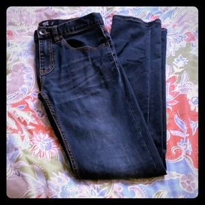 Men's RSQ LONDON SKINNY  Vintage Denim Jeans 30x32